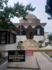 Vakıflar Bölge Müdürlüğü Necippaşa Kütüphanesi
