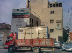 Vodafone Katar projesi