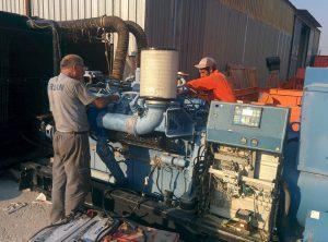 MTU Turbo ve Kontrol Panosu Bakım & Revizyon